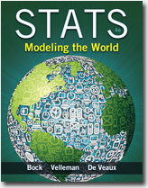 Stats: Modeling the World, Fourth Edition
