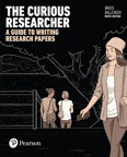 The Curious Researcher Book Cover